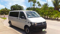 Cancun Hotel-Airport Mini-Van Private One-way transportation, Cancun, Bus & Minivan Tours