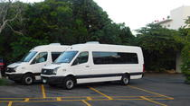 Cancun Hotel-Airport Private VAN One-way Transportation, Cancun, Bus & Minivan Tours