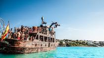 Bay of Palma Pirate Ship Party Entrance Ticket, Mallorca, Lunch Cruises