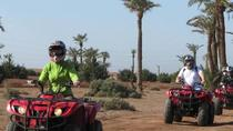 Quad biking in Marrakech desert, Marrakech, 4WD, ATV & Off-Road Tours
