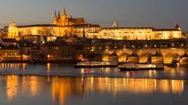 Prague Boats 3-hour Crystal Dinner Cruise, Prague, Dinner Cruises