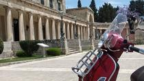 Ride Along The Royal Route Corfu Vespa Scooter Tour, Corfu, Vespa, Scooter & Moped Tours