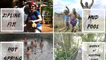 Adventure Tour - Zipline, Mud Pool, Hot Springs & Garden Of The Sleeping Giant, Nadi, 4WD, ATV & ...