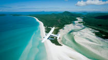 Excursions en hydravion aux îles Whitsundays, Îles Whitsundays et Hamilton, Sorties en avion