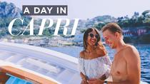 Private Tour: Visit Capri by private coach and private boat tour, Naples, Day Trips