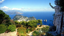 Semi-Guided Capri Island Tour Including Lunch, Capri, Bus & Minivan Tours
