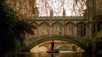 Tour in Punting condiviso a Cambridge, Cambridge