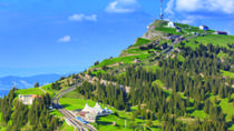 Independent Mount Rigi Tour from Lucerne Including Lake Lucerne Cruise, Lucerne, null