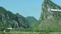 TOUR TO THE CAVES - Paradise & Phong Nha caves tour from Dong hoi city