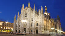 En times guidet tur på taket av Milanos Duomo, Milan, Night Tours