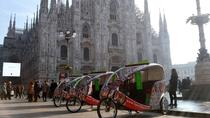 Highlights von Mailand Rikscha-Erlebnis, Milan, Bike & Mountain Bike Tours