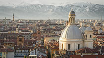 Walking Tour of Turin Including Palazzo Carignano Guided Visit, Turin, Bike & Mountain Bike Tours