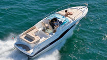 Private Transfer: Naples Port to Sorrento or Amalfi by Speedboat, Naples