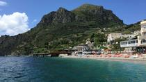 Tour privato in barca da Amalfi a Capri, Amalfi Coast, Day Cruises