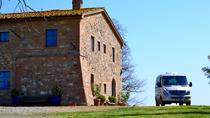 Florence to Tuscany to Rome One Way Private Transfer, Florence, Private Transfers