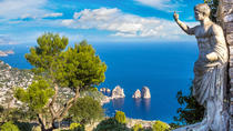 Private Capri Day Trip From Rome with Hotel Pickup, Rome, Day Trips