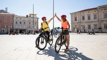 Electric Bike Tour Piran & Salt Pans, Piran, Bike & Mountain Bike Tours