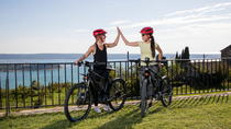 Five Courses food tour with Electric Bikes, Piran, Food Tours