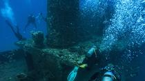 Two Tank Certified Shipwreck and Reef Boat Dive, Oahu, Other Water Sports
