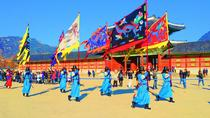 5 Directional Colors of Seoul: GyeongBok Palace and Mountains by Insights Korea, Seoul, Private...
