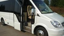 Transfer from Minsk Airport (MSQ) to Minsk city center (any address) by Minibus, Minsk, Airport &...
