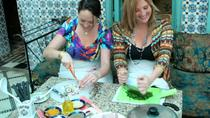 Moroccan Cooking class over Chicken tagin with preseverd lemon with Aicha, Marrakech, Cooking ...