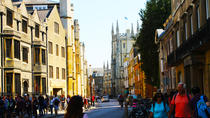 University Walk, Cambridge, City Tours