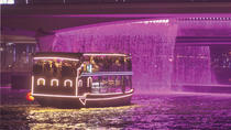 New Dubai Water Canal Dinner Cruise, Dubai, Dinner Cruises