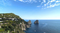 Small-Group Capri Cruise from the Amalfi Coast, Amalfi Coast, Rail Tours