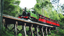Dandenong Ranges Tour by Puffing Billy Steam Train, Melbourne, Cultural Tours
