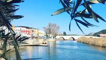 A relaxing Solar Boat Trip on the Arade River from Silves to the Rosario Island, Albufeira, Day...