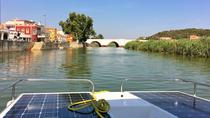 Explore the lovely Arade River Up To Silves on an Eco Friendly Solar Boat, Portimao, Day Cruises