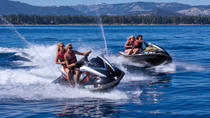 Emerald Bay Jet Ski Tour from South Lake Tahoe, Lake Tahoe, Helicopter Tours
