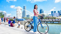 Marina Bay Bicycle Free and Easy Rental, Singapore, Night Tours