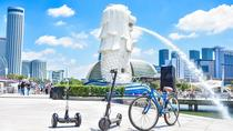 Marina Bay Segway miniPRO or e-Scooter Free and Easy Rental, Singapore, Day Cruises
