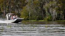 New Orleans Airboat Ride, New Orleans, Day Trips