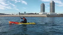 Kayak and Paddleboard Experience in Barcelona, Barcelona, null