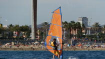Windsurfing Lesson in Barcelona, Barcelona, Viator Exclusive Tours