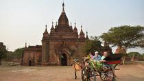 Amazing Bagan, full day tour by car and guide, Bagan