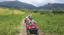 ATV Tour of St Kitts, St Kitts, null