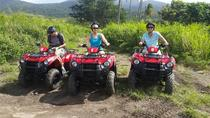 St Kitts ATV Adventure and Beach Tour, Saint Kitts