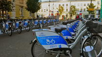 BIKE TOUR PACKAGE: The Royal Way, Old Town Square, Vistula River, Praga district, Warsaw, Bike & ...
