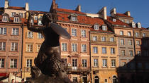 PACKAGE TOUR: Royal Castle, Warsaw Old Town Square Market, Palace of Culture, Warsaw, Cultural Tours