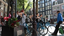 Fietstocht door Amsterdam, Amsterdam, Bike & Mountain Bike Tours