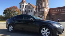 Round Trip Transfer to Mir Castle by Lexus, Minsk, Attraction Tickets