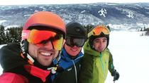 Guided skiing tour in Hafjell ski resort, Oslo, 4WD, ATV & Off-Road Tours