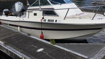 Self Guided Boat Rental for up to 4 people, Sitka, Boat Rental