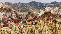 Private Tour: La Paz Stadtrundfahrt und Moon Valley, La Paz, Private Sightseeing Tours