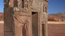 Private Tour: Tiwanaku Archeological Site from La Paz