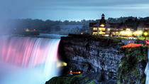 Niagara Falls Night Tour with Dinner and Cruise, Cataratas do Niágara e cercanias